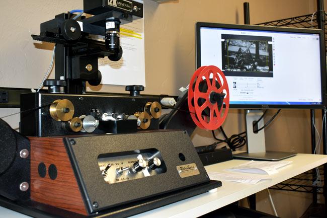 HD Film Scan to Digital