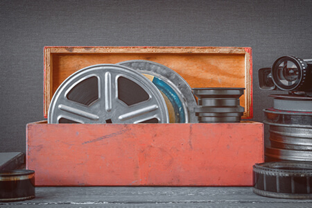Redwood-Film-Transfer-Shipping Film in a Box